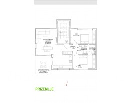 Flat in a new building, Sale, Dubrovnik - Okolica, Zaton